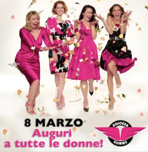 8 marzo giornata della donna